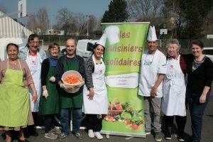 Cuisiniers Solidaires CORLAB