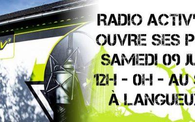 Radio Activ' vous ouvre ses portes !