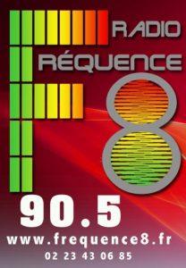 Logo Fréquence 8 - CORLAB