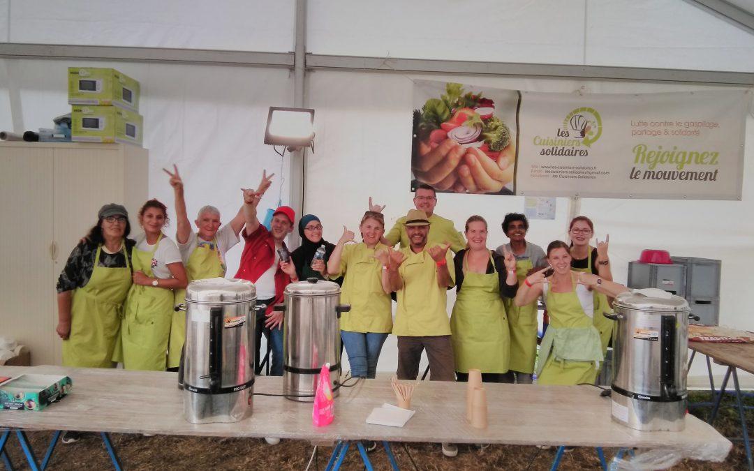 L'alimentation autrement #07 : Les cuisiniers solidaires