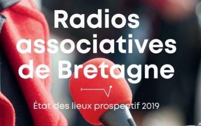 Découvrez l'étude de la CORLAB sur les radios associatives de Bretagne!
